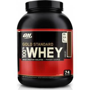 Optimum Nutrition 100% Whey Protein Gold 2 Lbs.