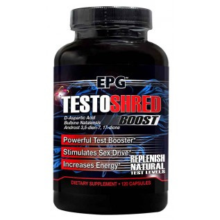 EPG Testoshred 120 Capsules