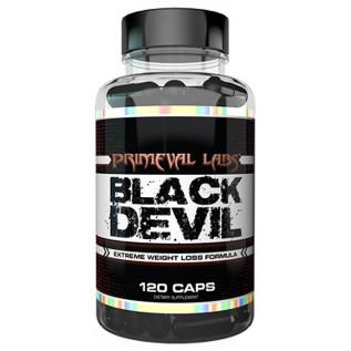 Primeval Labs Black Devil 120 Capsules
