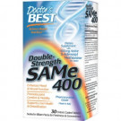 Doctor's Best SAMe Double Strength 400mg 400mg-60 Tablets