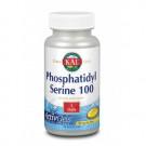 KAL Phosphatidyl Serine 100 30 Softgels
