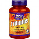 Now Tribulus 1000mg-90 Tablets
