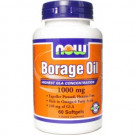 Now Borage Oil  60 Softgels