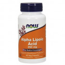 Now Alpha Lipoic Acid 100mg-60 V-Capsules