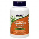 Now Extra Strength Hawthorn Extract 600 mg 90 Capsules