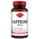 Olympian Labs Caffeine 200 mg 100 Tablets